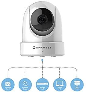 Amcrest 4MP UltraHD Indoor WiFi Camera - Good camera