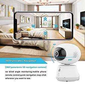 BIOXO Pet Monitor Camera - Decent monitoring camera