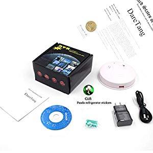 Daretang Seahon Camera Smoke Detector Wireless Hidden Spy Camera