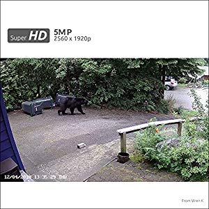REOLINK 5MP PoE Camera 2560x1920 Super HD 4X Optical Zoom