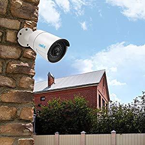 REOLINK 5MP PoE Camera Outdoor/Indoor Video Surveillance