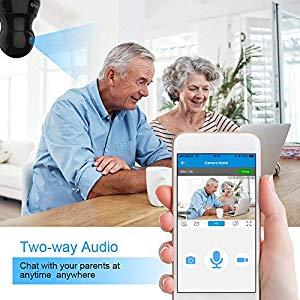TENVIS 1080P IP Camera- Wireless Surveillance Camera - My